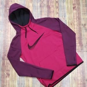 NIKE THERMAFIT WOMENS SMALL HOODIE